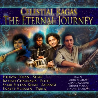 Celestial Ragas album cover