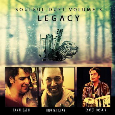 Soulful Duet Volume 3: Legacy Album cover