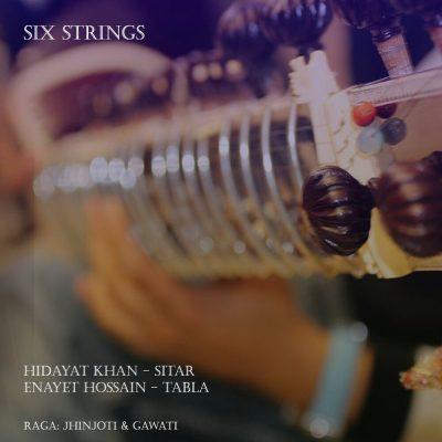 Six Strings album cover