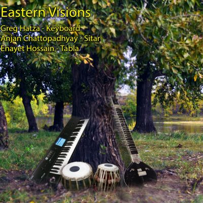 Melodic Intersect - Eastern Visions Album Cover