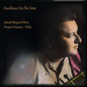 Excellence on the Sitar album cover