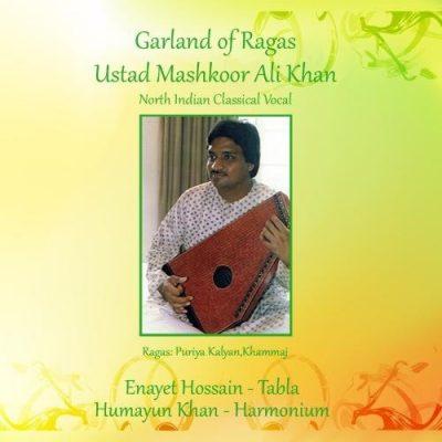 Garland of ragas album cover