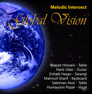 Melodic Intersect Global Vision album cover