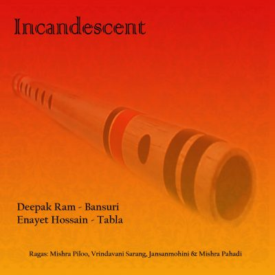 Incandescent album cover