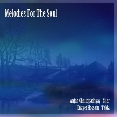 Melodies for the soul Album cover