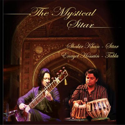 The Mystical Sitar album cover