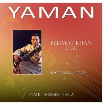 Yaman Album Cover